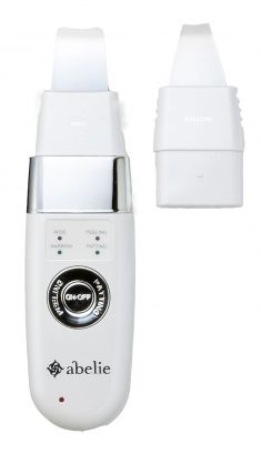 超音波ピーリング美顔器 パッティング機能付 BT-429W